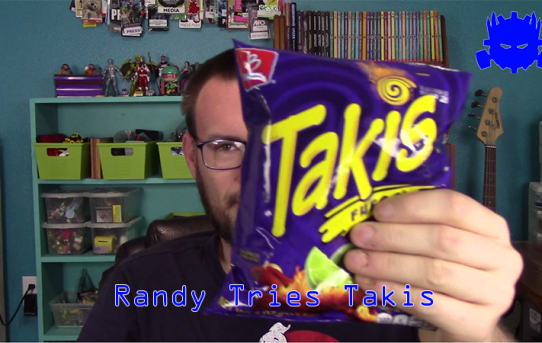 Randy Tries Takis