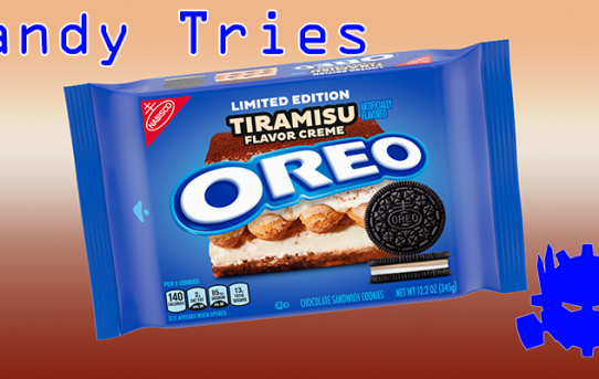 Randy Tries Tiramisu Oreos