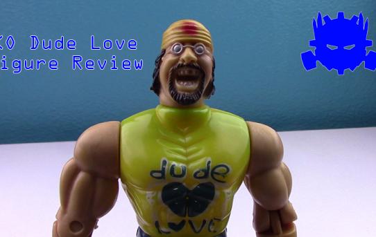 KO Dude Love Figure Review