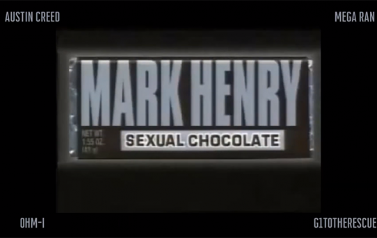 Sexual Chocolate (Mark Henry Tribute) by Mega Ran, Ohm-I and Austin Creed