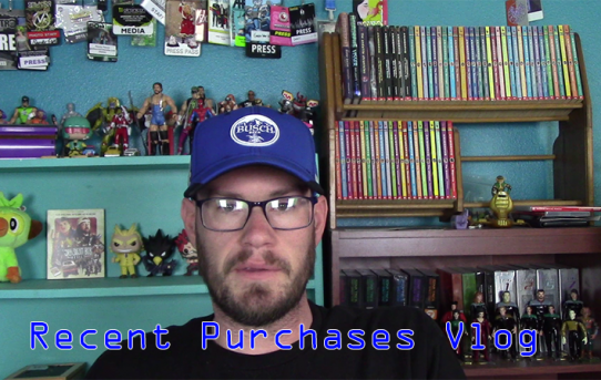 Vlog of Recent Purchases