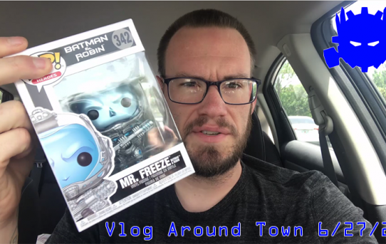 Vlog Around Town 6/27/20
